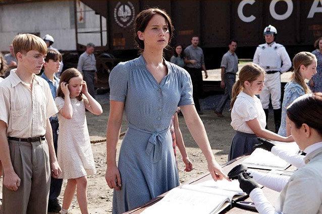 Katniss Reaping