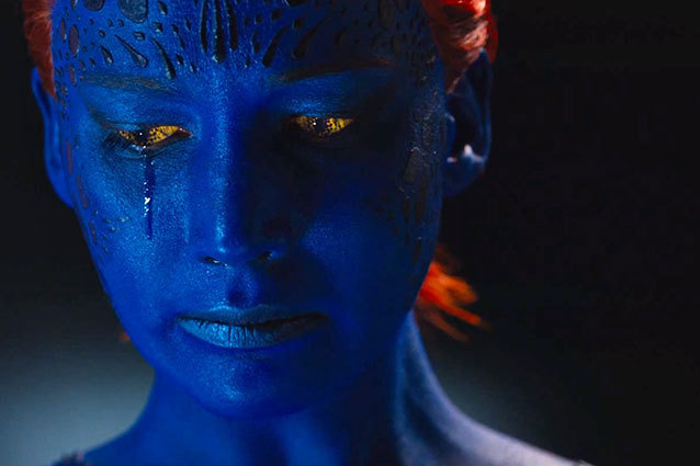 Mystique, X-Men: Days of Futures Past
