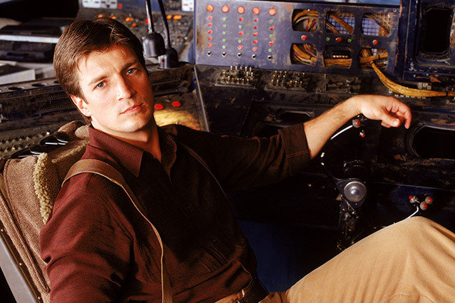 Nathan Fillion, Firefly