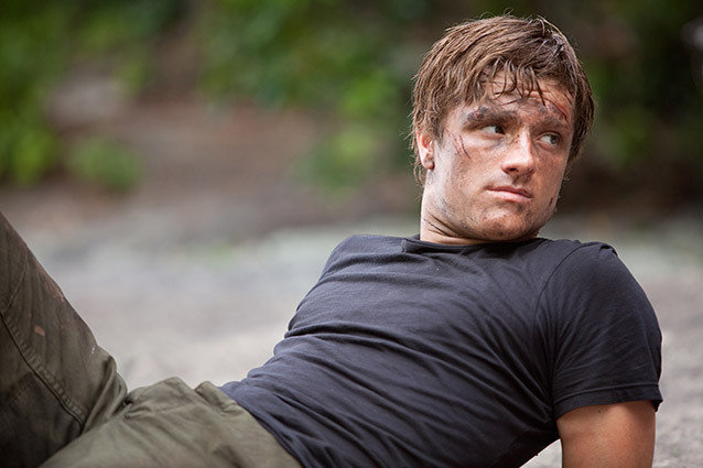 Peeta, The Hunger Games