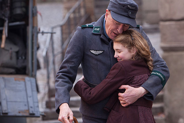 Geoffrey Rush, The Book Thief