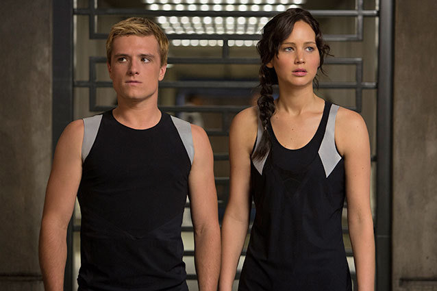 Katniss & Peeta, Hunger Games Epilogue