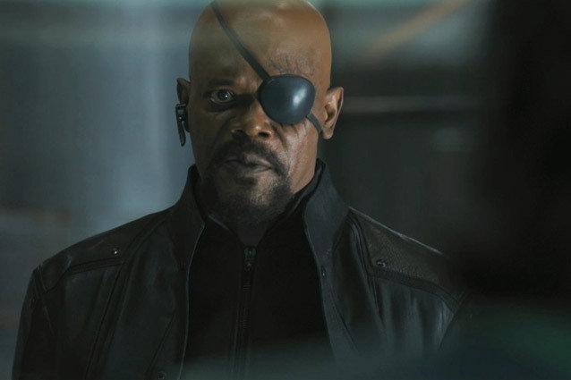 Samuel L Jackson, Nick Fury