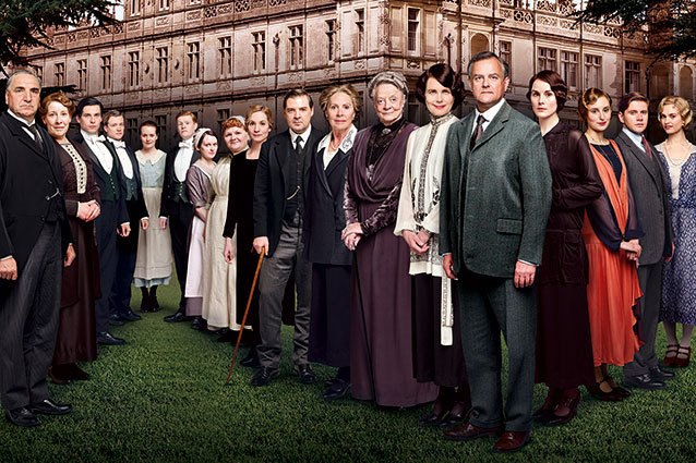Downton Abbey renewed for a fifth season