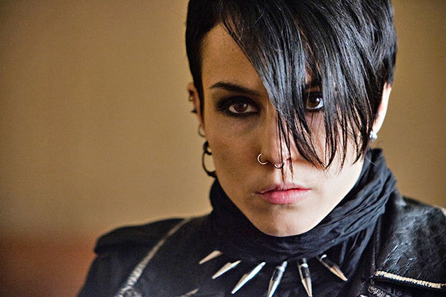 Noomi Rapace, Girl with the Dragon Tattoo