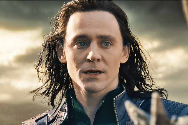 Tom Hiddleston, Thor: The Dark World