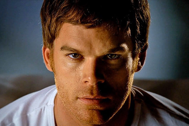 Dexter opening credits