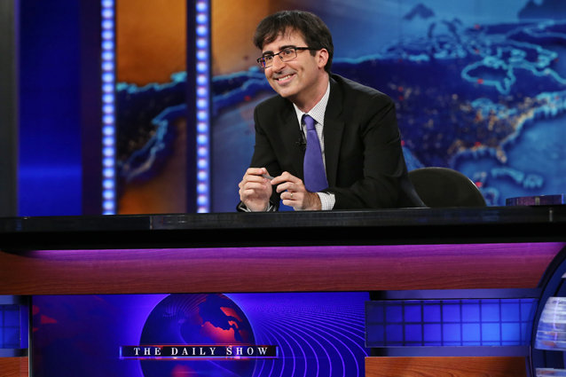 John Oliver, The Daily Show