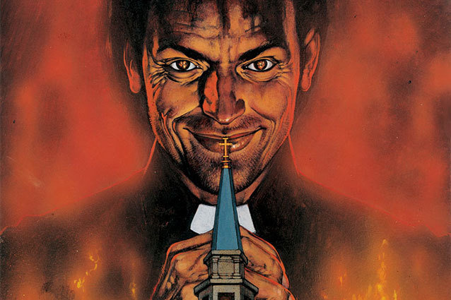 Preacher adapted by AMC