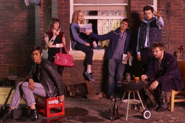 Fresh Meat, Channel4 series on Hulu