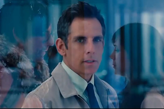 Secret Life of Walter Mitty, Trailer