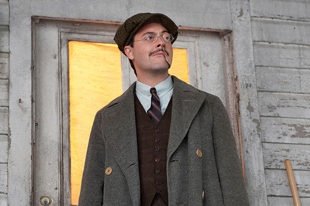 Jack Huston, Boardwalk Empire