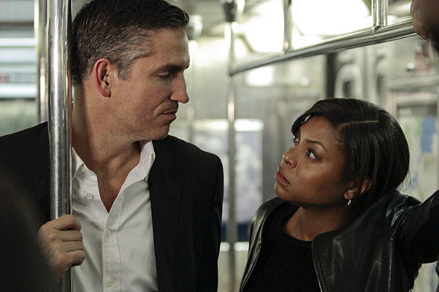 Person of Interest, Joss Carter and John Reese