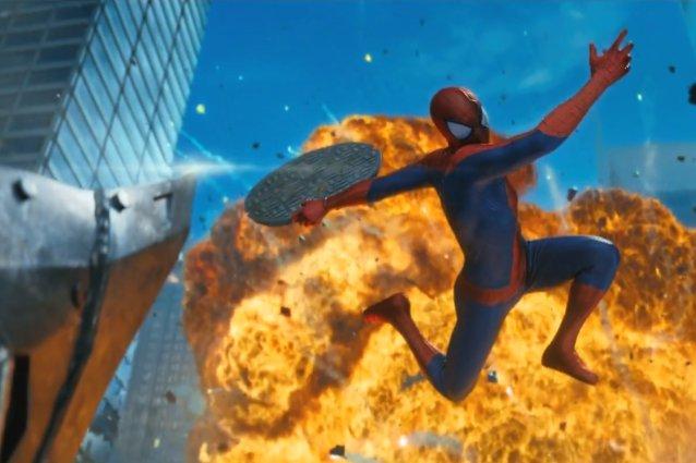 The Amazing Spider-Man 2, Trailer