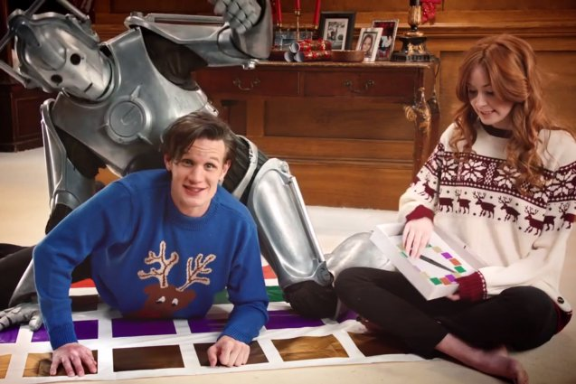 Doctor Who, Matt Smith, Christmas