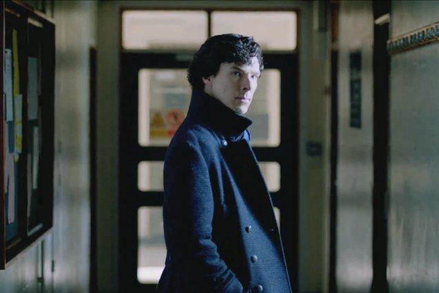 Sherlock, Interactive Trailer