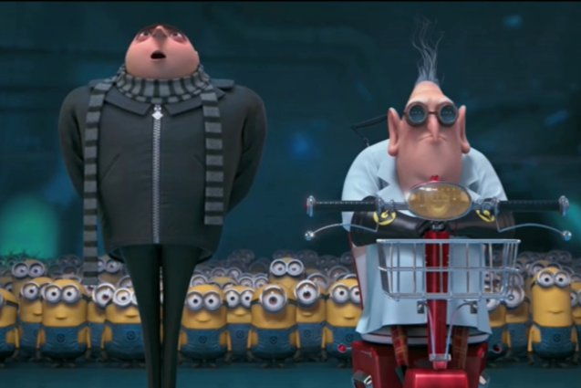 Despicable Me 2, featurette