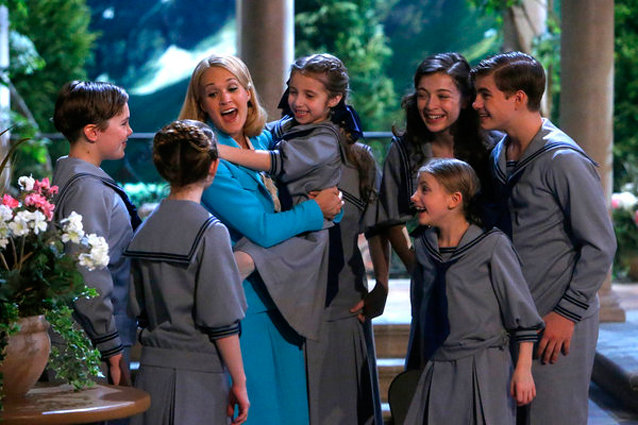 Sound of Music, Live!
