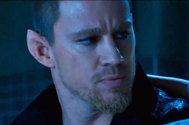 Jupiter Ascending, Trailer