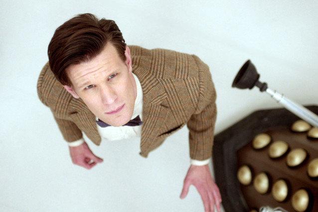 Matt Smith, Doctor Who