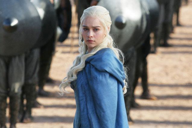 Emilia Clarke, Daenerys Targaryan