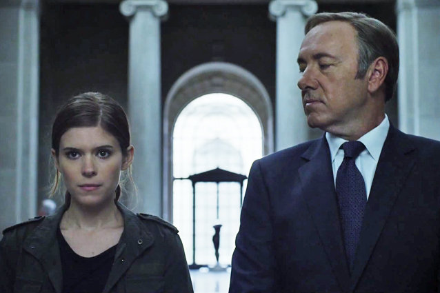 House of Cards, Trailer