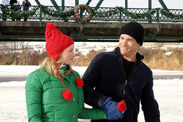 Just Friends, Amy Smart and Ryan Reynolds