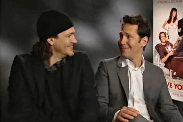 Paul Rudd and Jason Segel