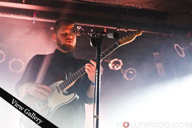 Alt-J at Webster Hall