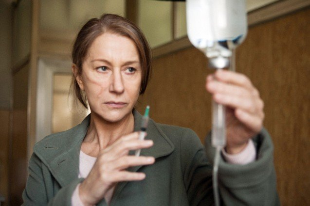 Helen Mirren, The Debt