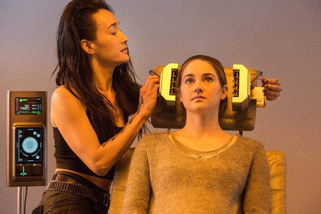 Divergent, Maggie Q