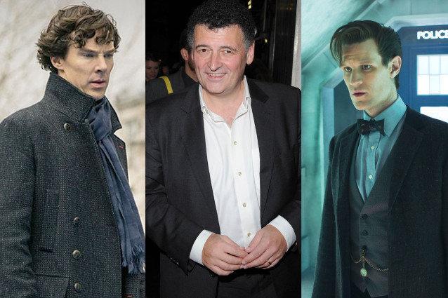 Sherlock, Steven Moffat, Doctor Who