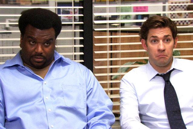 The Office, Craig Robinson, John Krasinski