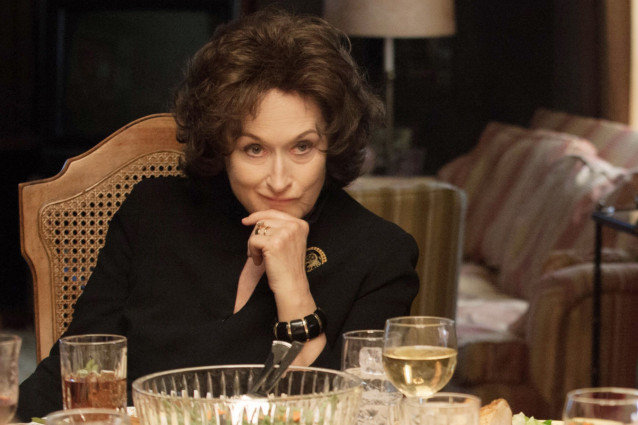 Meryl Streep, August: Osage County