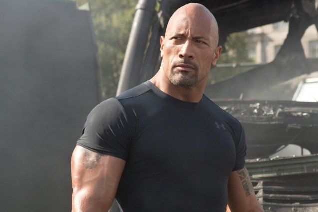 Dwayne Johnson, Fast & Furious 6