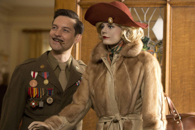 The Spoils of Babylon, Tobey Maguire and Lady Anne