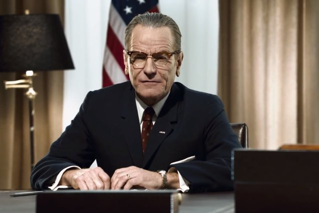 Bryan Cranston, LBJ, All The Way Broadway