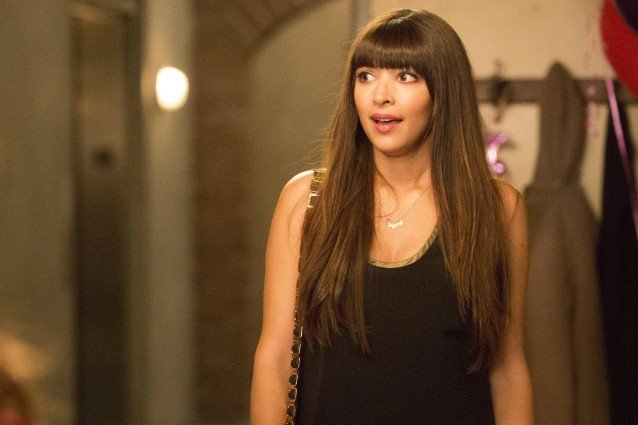Hannah Simone, New Girl