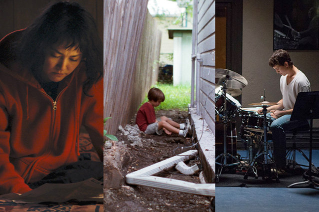 Kumiko O Treasure Hunter, Whiplash, Boyhood