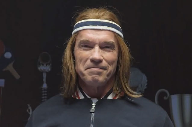 Arnold Schwarzenegger, Bud Light Superbowl Ad