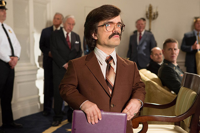 Peter Dinklage, X-Men: Days of Future Past