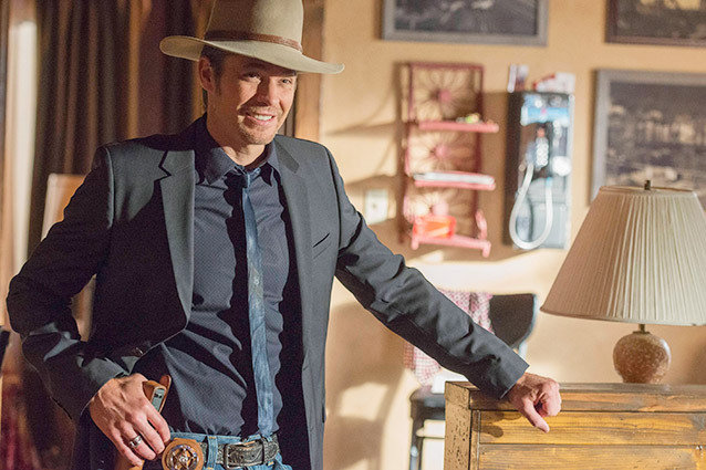 Justified, Timothy Olyphant