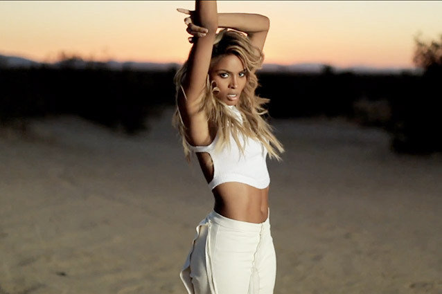 Ciara, 'Got Me Good' Music Video