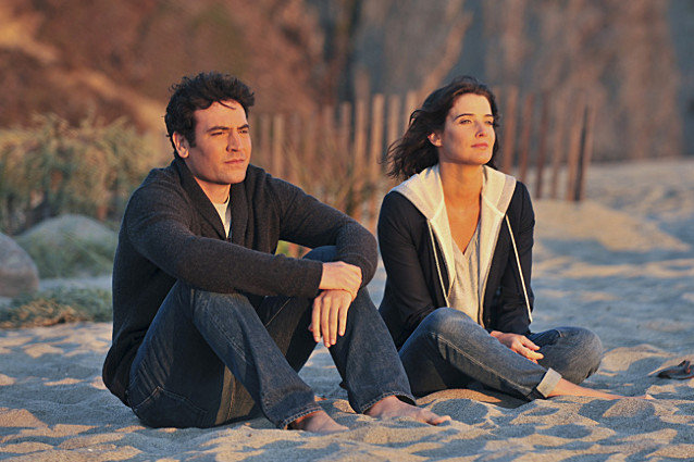 Josh Radnor, Cobie Smulders, How I Met Your Mother