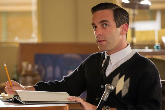 BJ Novak, Saving Mr. Banks