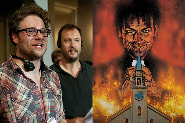 Seth Rogen, Evan Goldberg, Preacher