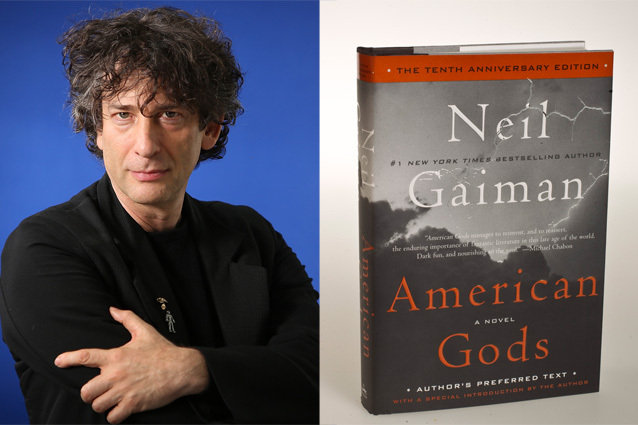 Neil Gaiman, American Gods