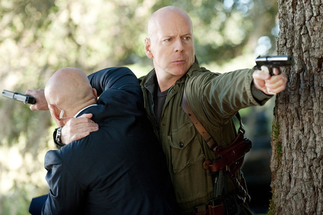 Bruce Willis, G.I. Joe: Retaliation