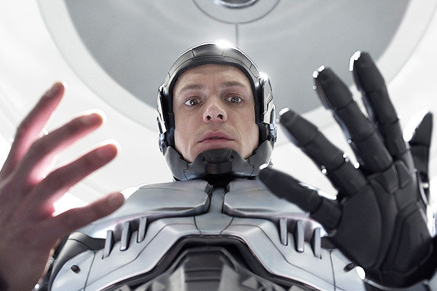 Joel Kinnaman, RoboCop