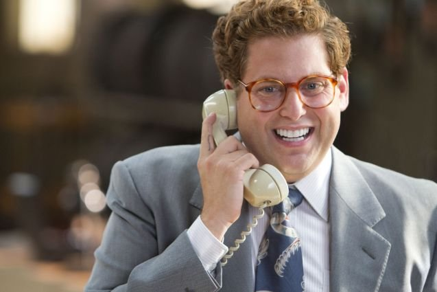 Jonah Hill, The Wolf of Wall Street